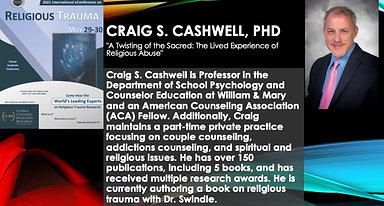 """""""A Twisting of the Sacred: The Lived Experience of Religious Abuse"""" (Paula Swindle & Craig Cashwell)"""