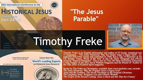 "3. ""The Jesus Parable"" (Tim Freke)"