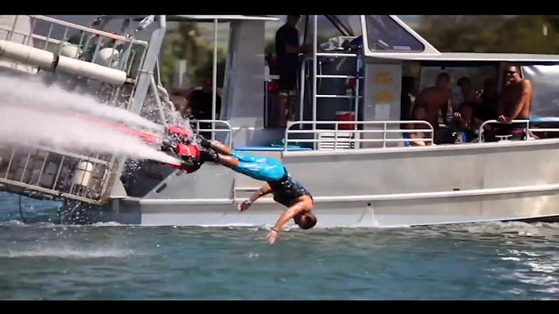 What is Flyboard?