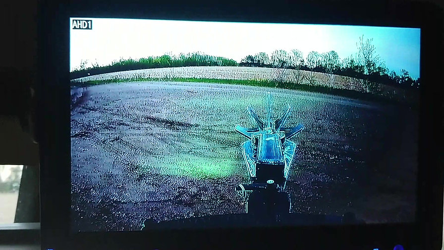 HD Camera System View