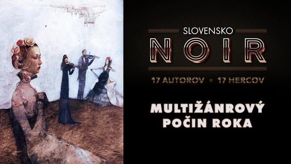 Slovensko NOIR teaser