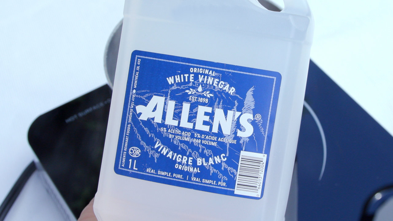 Allen's Vinegar Recipes, Poached Eggs