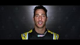 Renault - Daniel Ricciardo