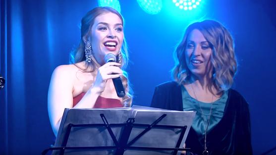 Алина Яровая (сопрано) и друзья: живой концерт в День рождения