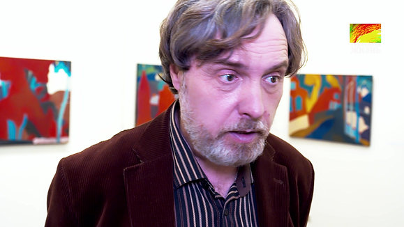 Цветовой профиль художника Ильи Комова
