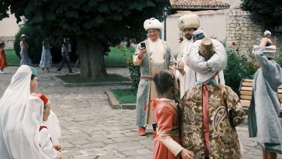 """82. """"КРЫМСКОЕ ЛЕТО"""", трейлер документального фильма"""
