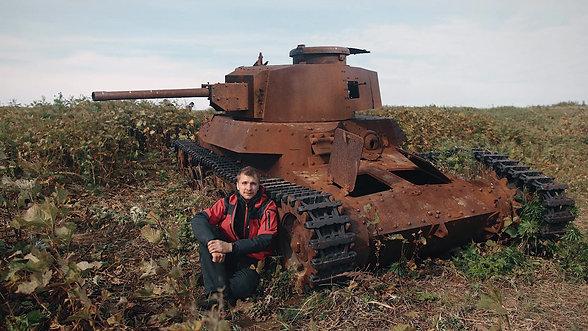"""192. """"Рожденный на Невском пятачке"""""""