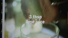 Spicy Jalapeno Lemonade Mule