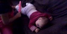 masaje bebe