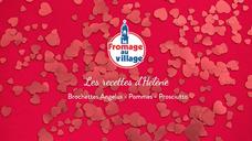 Brochettes Angelus - Pommes - Prosciutto