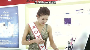 한얼리치_환안비 - Mrs.World 2016 행사 영상