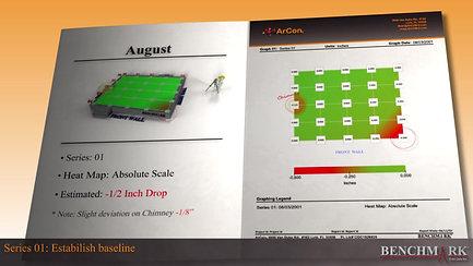 ArCON2/Benchmark® Topographic Report