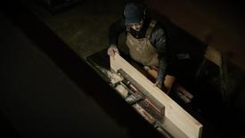 "JLPV ""Joe Graci Wood Sculptor"""