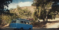 Epoch Restorations and Adventures Vintage Van Rental Photoshoot Film Los Angeles Hollywood Santa Monica Joshua Tree Ojai Ventura