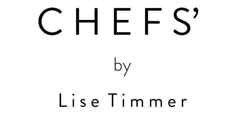 Movie Channel CHEFS' by Lise Timmer
