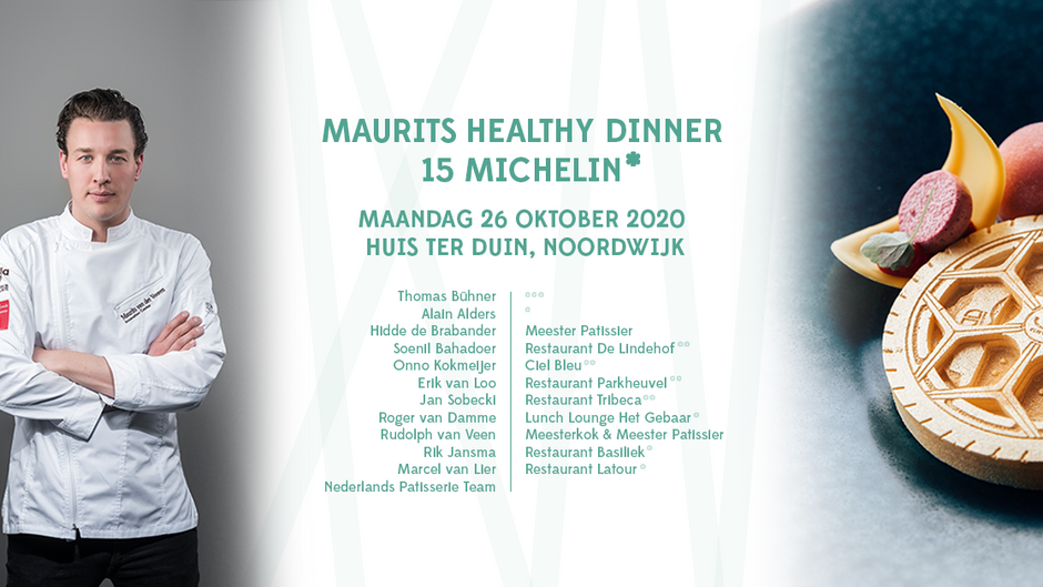 Maurits Healthy Dinner