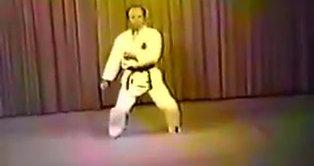 Shimabukuro Zenpō Gojūshiho 1985