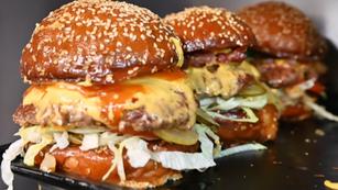 Smash Patty Burger