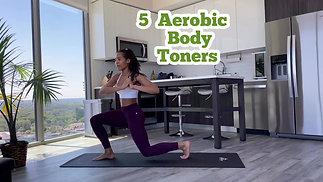 5 Aerobic Body Toners