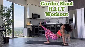 Cardio Blast H.I.I.T. Workout