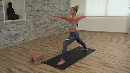 Vinyasa Flow for Handstand