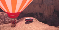 Ford Everest - Balloons