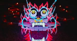 McDonalds - CNY Drone Dragon