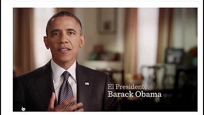 Barack Obama hablando español