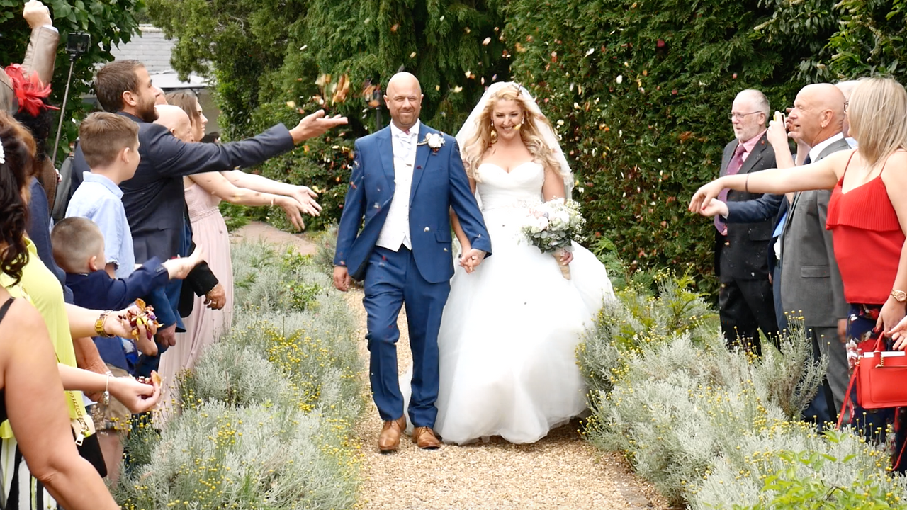 Becky & Andy Wedding 2019