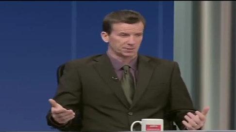 Martin on tv