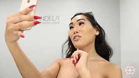 Scar Removal Therapy Post Breast Implants on TV Star Gia Gunn