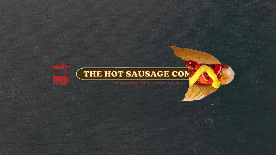 The Hot Sausage Company Facebook cover