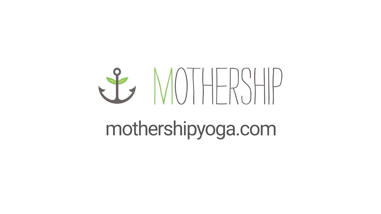 Mothership Yoga Promo