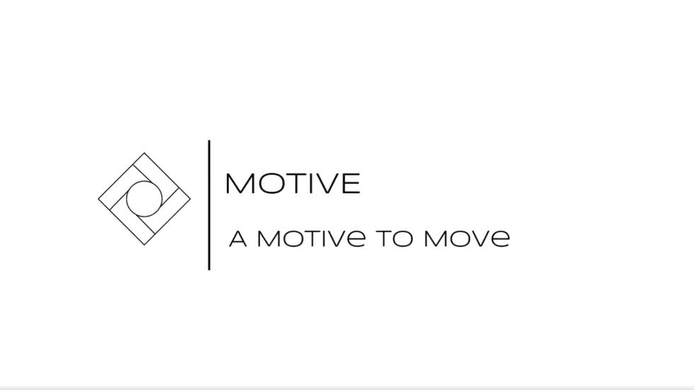 MOLAB - MOTIVE: A Motive to Move