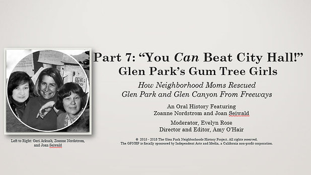 """Gum Tree Girls, Part 7: """"You Can Beat City Hall!"""""""