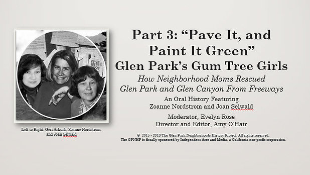 Glen Park's Gum Tree Girls - 3
