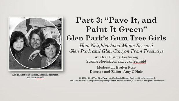 Glen Park's Gum Tree Girls - 3
