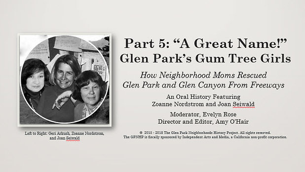 Glen Park's Gum Tree Girls - 5