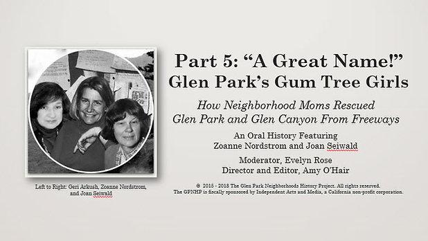 Glen Park's Gum Tree Girls - 5