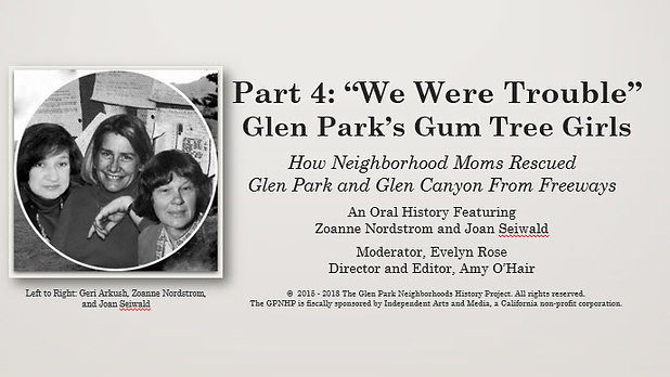 Glen Park's Gum Tree Girls - 4