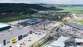 Ica Gruppen Kungsbacka FocusNeo 2021 Avancerad Skyltmontering