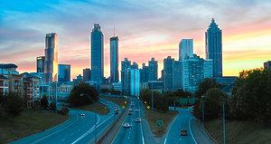 Atlanta by Drone