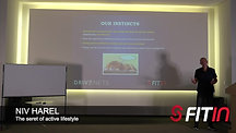 Niv Harel - Te Secret of Active LifeStyle