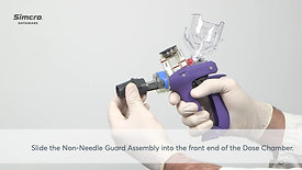 VS Injector Non-needle Guard Assemble Attachment and Removal Instructional Video