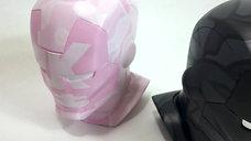 FH Iron Man Custom Figures
