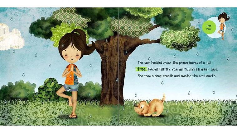 #KidsYoga Books Reading
