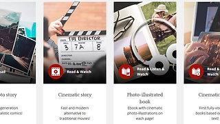 CINE-BOOKS: A Multi-Sensory Experience to Enhance Your VOD Platform!