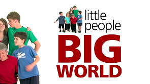 TV Show Logo - Little People