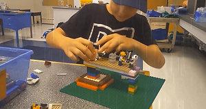 Bataille du Pont Lego