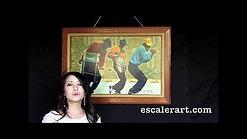 Escalera Art